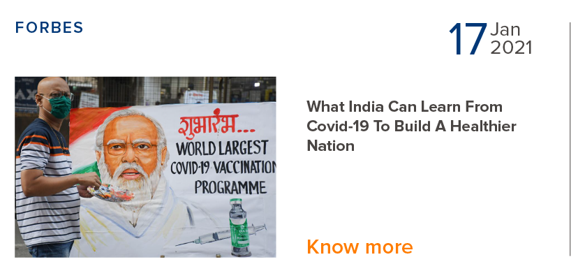 What India can learn from COVID-19 to build a better nation